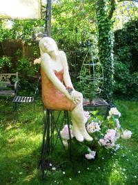 Bild Garten der Kunstschmiede Bernhardt Fulda