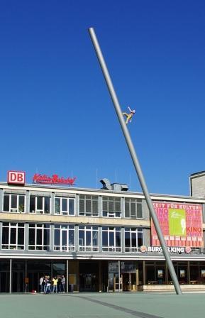 Bild documenta Himmelsstürmer Kassel