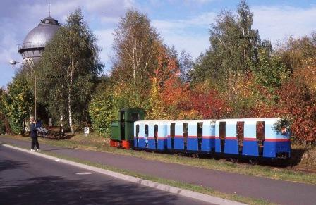 Bild Eisenbahnfreunde Bebra