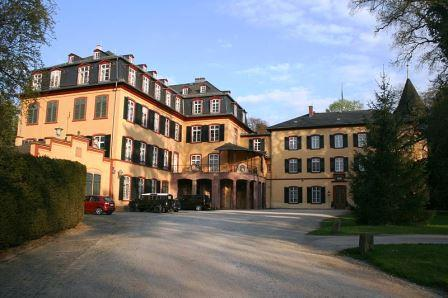 Bild Schloss Assenheim Niddatal
