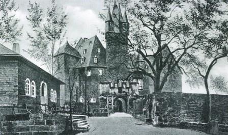 Bild Schloss Spangenberg