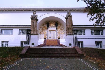 Bild Museum Künstlerkolonie Darmstadt