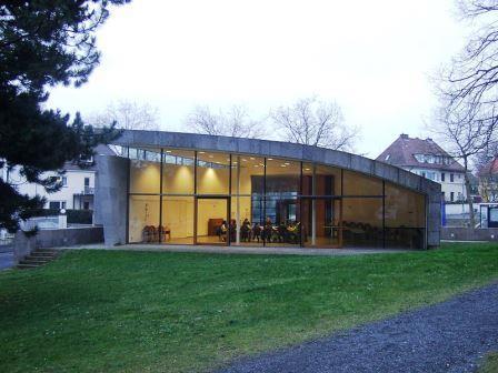 Bild Gemeindepavillon Christuskirche Kassel