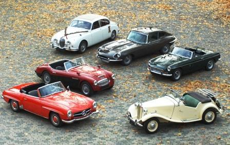 Bild Classic Cars Krug von Nidda