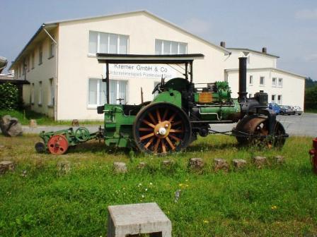 Bild Dampfmaschinenmuseum Frankenberg