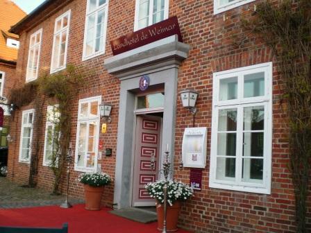 Bild Landhotel de Weimar Ludwigslust