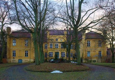 Bild Schloss Wartin