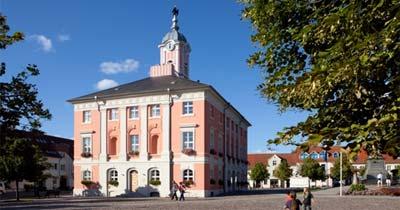 Bild Historisches Rathaus Templin