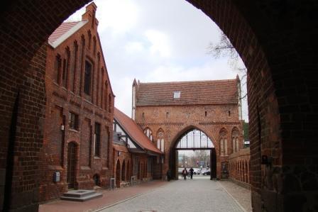 Bild Treptower Tor Neubrandenburg