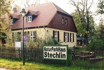 Bild NaturParkHaus Stechlin