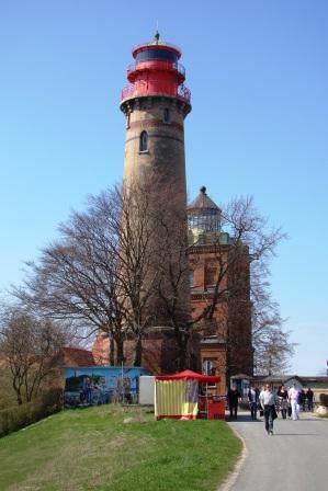 Bild Kap Arkona auf Rügen