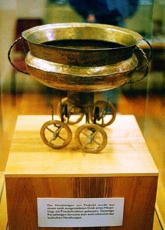 Bild Archäologisches Landesmuseum Schwerin