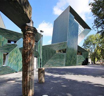 Bild Neue Synagoge Mainz