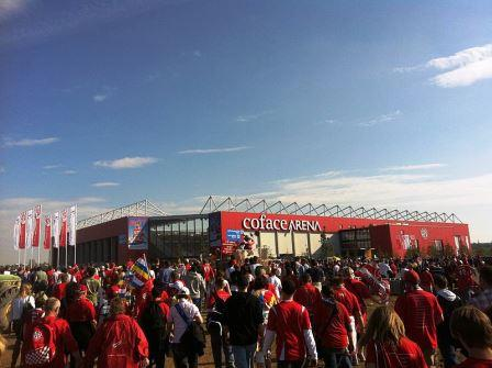 Bild Coface Arena Mainz