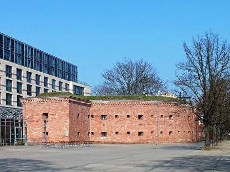 Bild Fort Malakoff Mainz