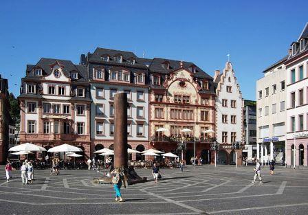 Bild Mainzer Markthäuser
