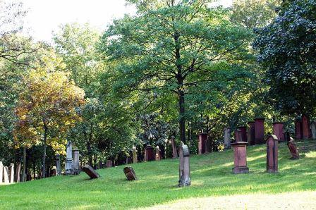 Bild Judensand & Alter Jüdischer Friedhof Mainz
