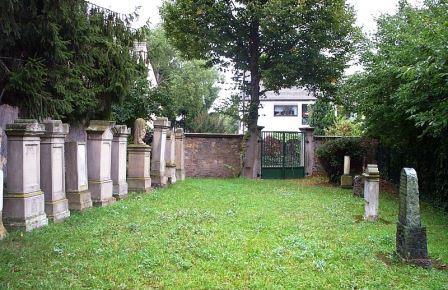 Bild Jüdischer Friedhof Mainz Hechtsheim