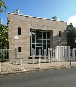 Bild Neue Synagoge Darmstadt
