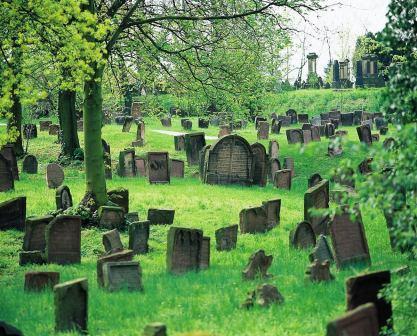 Bild Jüdischer Friedhof Worms
