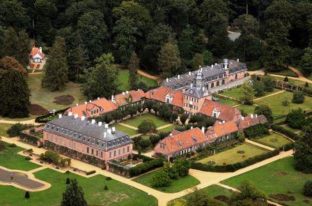 Bild Schloss Wolfsgarten Langen