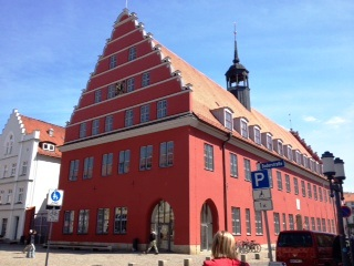Bild Greifswalder Rathaus
