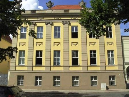 Bild Kommandeurhaus der Garde du Corps Potsdam