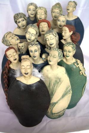 Bild Christina Baumbach Keramik Cottbus