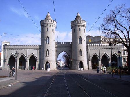 Bild Nauener Tor Potsdam