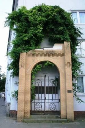 Bild Mahnmal für die ehemalige Harburger Synagoge