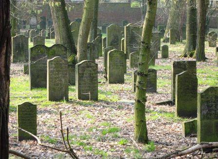 Bild Jüdischer Friedhof Wandsbek