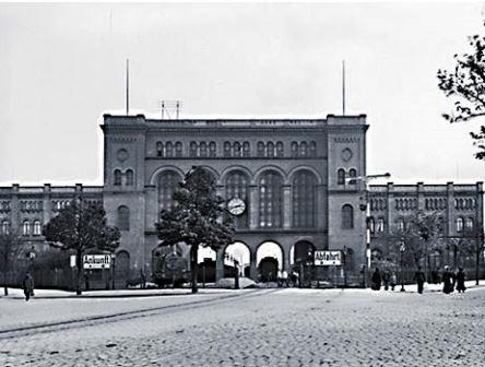 Bild Hannoverscher Bahnhof Hamburg