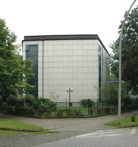 Bild Synagoge der Jüdischen Gemeinde Hamburg