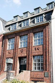 Bild Warburg Haus Hamburg