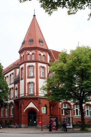 Bild Institut für die Geschichte der Deutschen Juden Hamburg