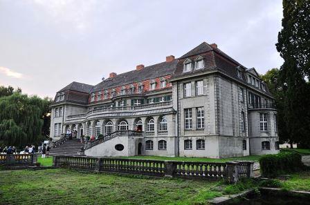 Bild Jagdschloss Bellin