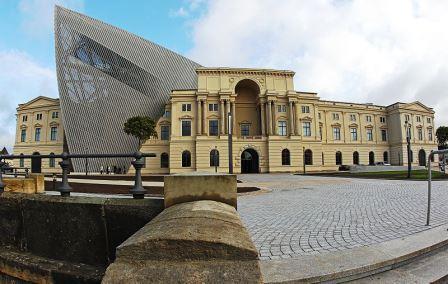 Bild Militärhistorischen Museums der Bundeswehr Dresden