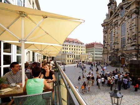 Bild Café zur Frauenkirche Dresden