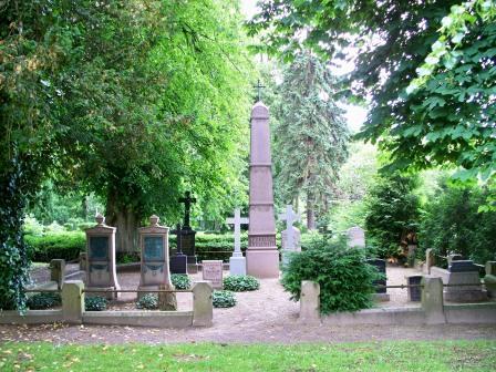 Bild Ostfriedhof Wismar