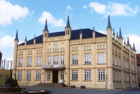 Bild Rathaus Bützow