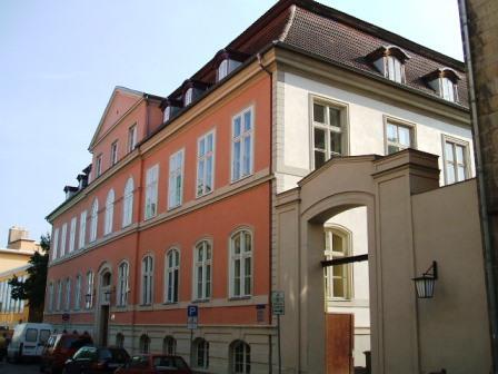 Bild Meyerfeldtsches Palais Stralsund
