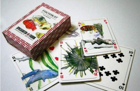 Bild Spielkarten Fabrik Stralsund