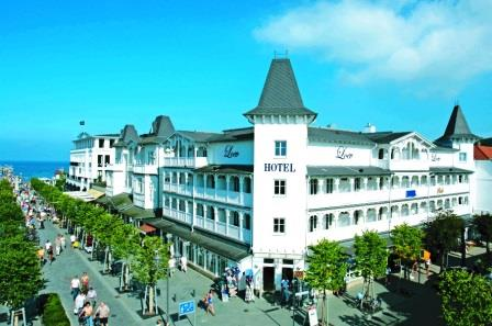 Bild Loev Hotel Rügen Binz
