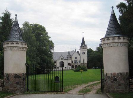 Bild Schloss Katelbogen