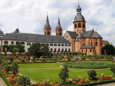 Bild Benediktinerabtei Seligenstadt