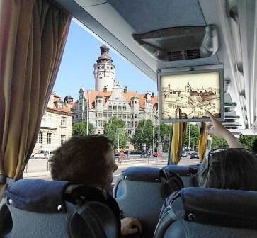 Bild Zeitreise durch Leipzig
