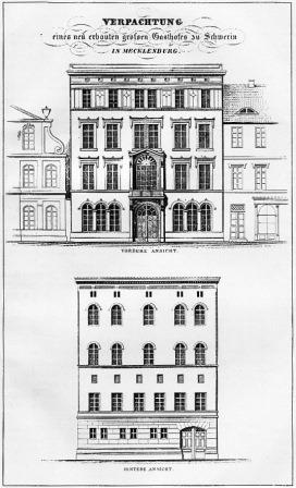 Bild Hotel du Nord Schwerin