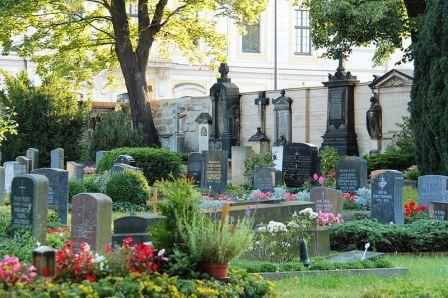 Bild Alter Katholischer Friedhof Dresden