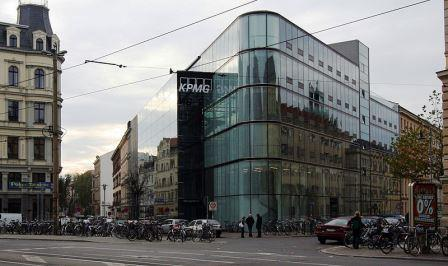 Bild Bürogebäude KPMG Leipzig
