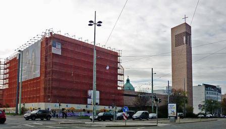 Bild Neue Propsteikirche Leipzig